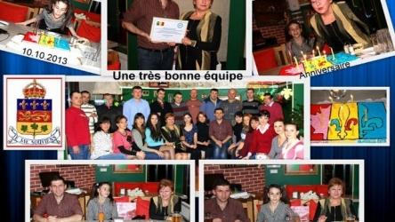 Curs de engleză și franceză cu Valentin Butcaru
